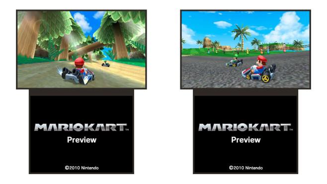 Mario Kart 7 (3DS) ©Nintendo