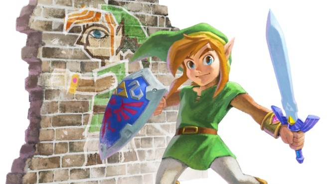 The Legend of Zelda – A Link between Worlds (3DS) © Nintendo