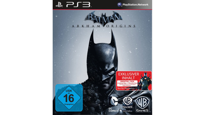 Batman – Arkham Origins © Warner Interactive