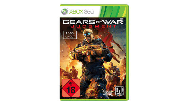 Gears of War – Judgment © Microsoft