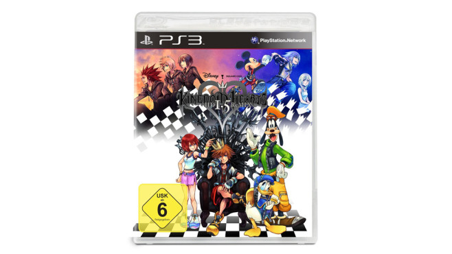 Kingdom Hearts HD 1.5 Remix © Koch Media GmbH