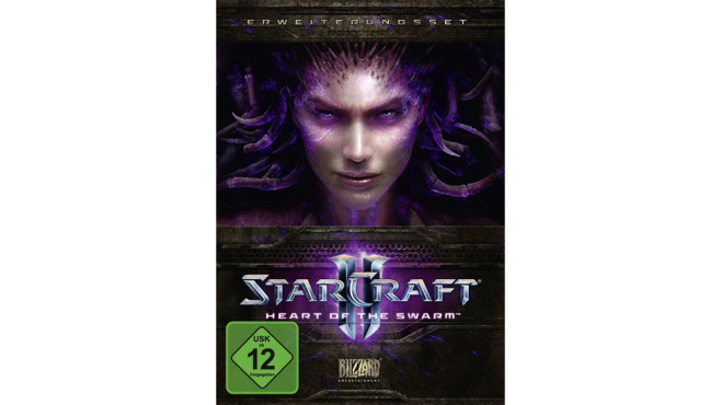 Starcraft 2 – Heart of the Swarm © Blizzard Entertainment