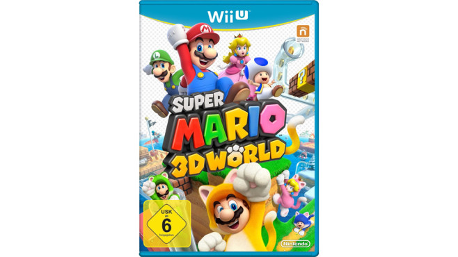 Super Mario 3D World © Nintendo