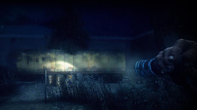 Haunt – The Real Slender Game ©ParanormalDev