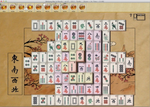Mahjong In Poculis © In-Poculis