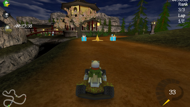 SuperTuxKart © BerliOS Developer