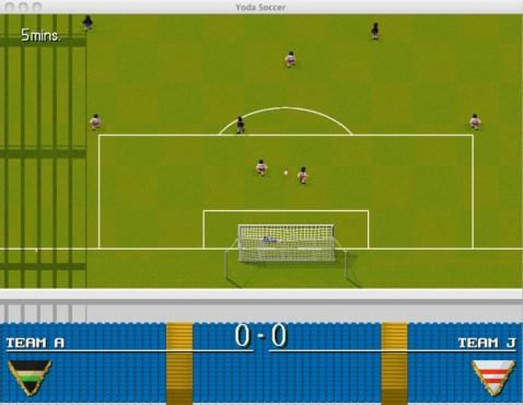 Yoda Soccer ©Yoda Soccer Team