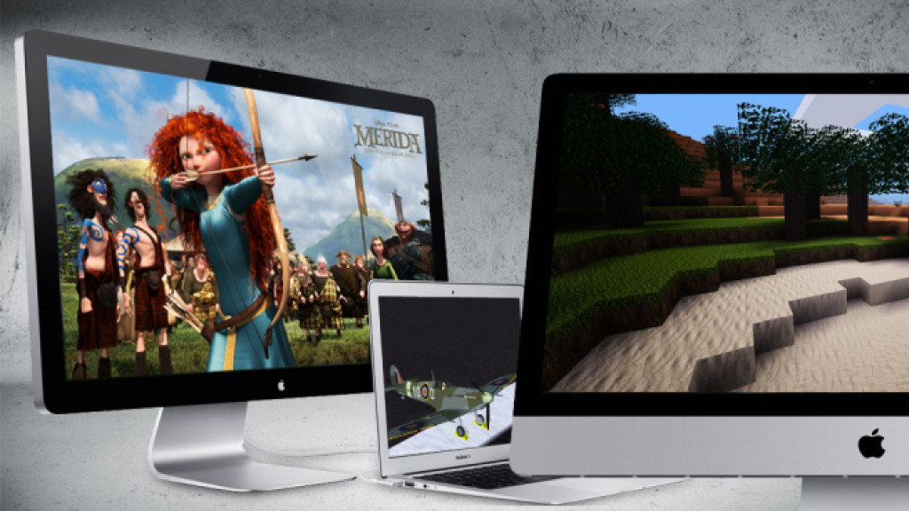 macbook spiele download