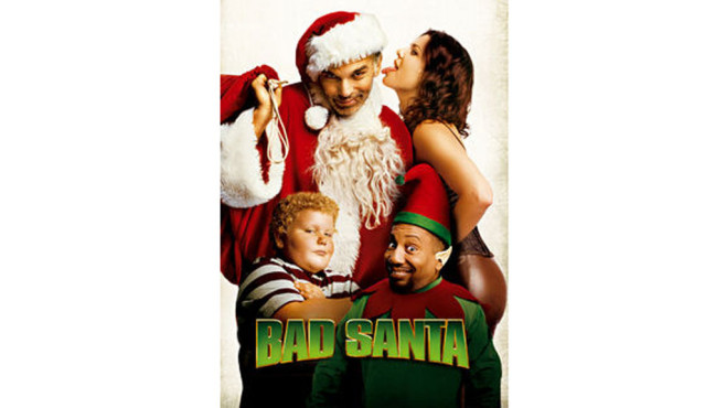 Bad Santa © Watchever
