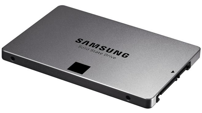 Samsung 840 Evo ©Samsung