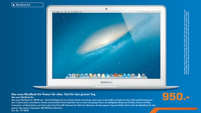Apple MacBook Air ©Saturn