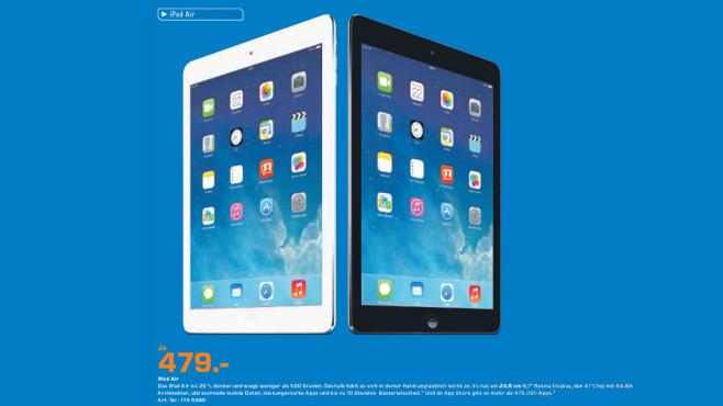 Apple iPad Air ©Saturn