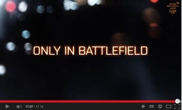 "Battlefield 4: Official 17 Minutes ""Fishing in Baku"" Gameplay Reveal © YouTube"