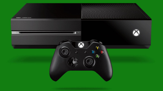 Xbox One: Update © Microsoft