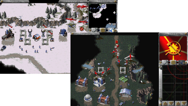 Command & Conquer – Alarmstufe Rot © Electronic Arts