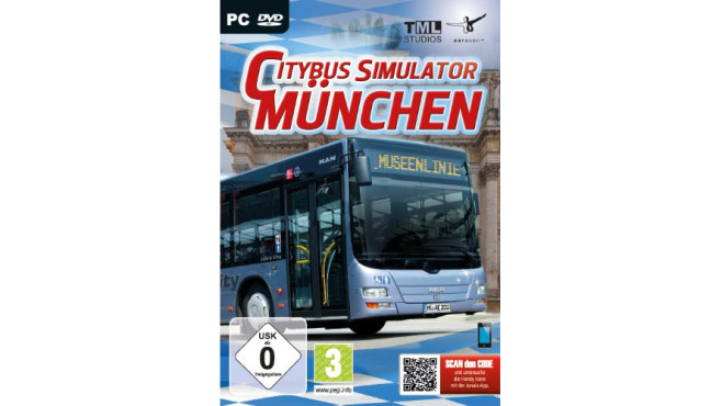 City Bus Simulator München © Amazon