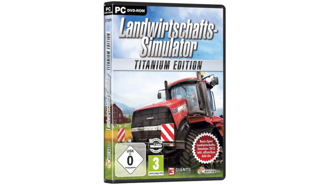 Landwirtschafts-Simulator Titanium-Edition © Amazon