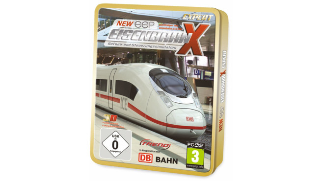 New EEP EisenbahnX Expert © Amazon