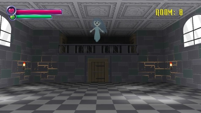 Spooky's House of Jump Scares: Geist ©Lag Studios