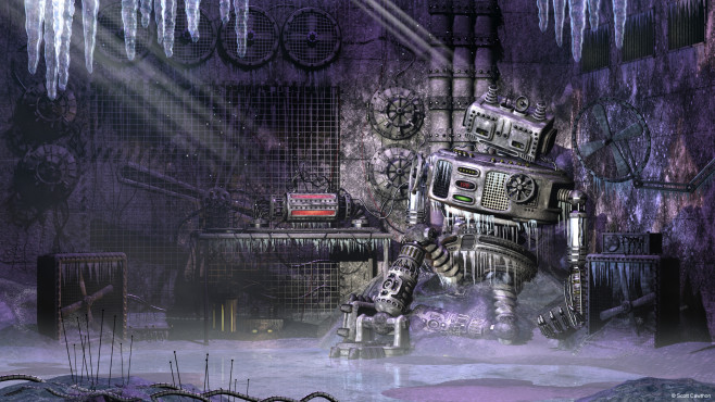 The Desolate Hope © Scott Cawthon