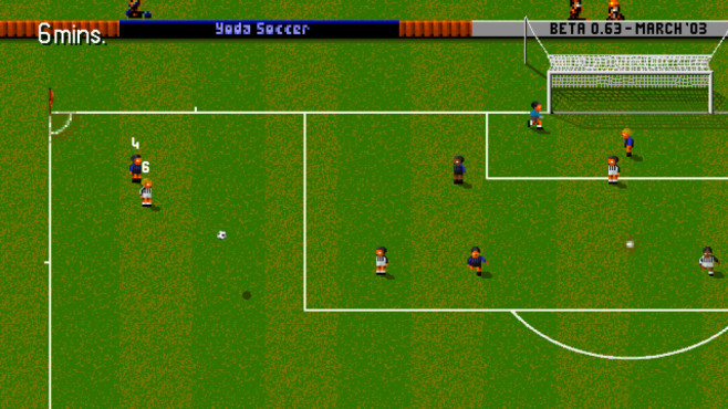 Yoda Soccer: Ecksto� ©Yoda Soccer Team