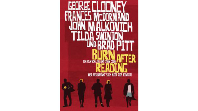 Burn After Reading © Watchever