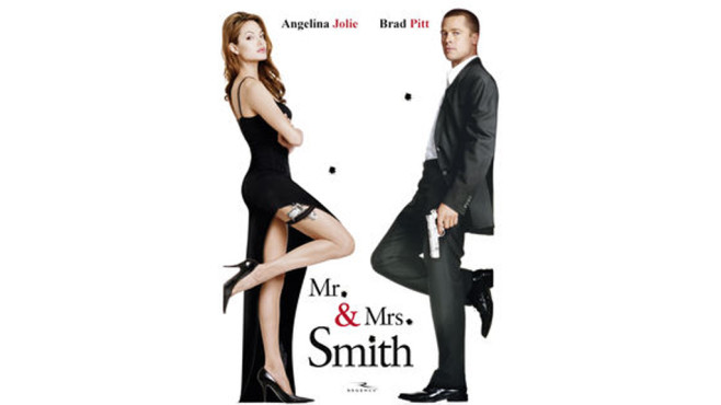 Mr. & Mrs. Smith © Watchever
