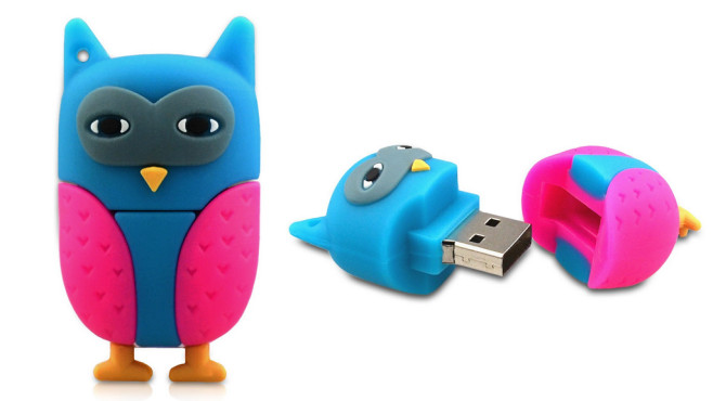 Lustige coole USB-Sticks © 818-Shop, Amazon