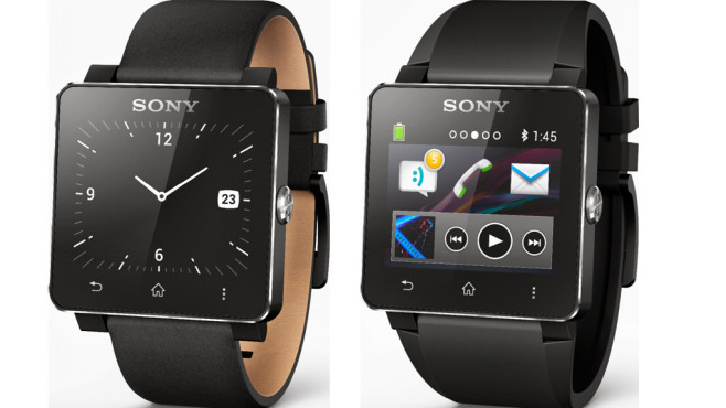 Sony SmartWatch 2 © Sony