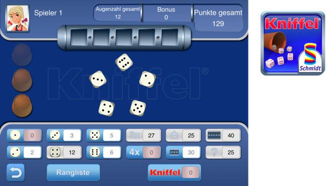 Kniffel ©b-interaktive GmbH
