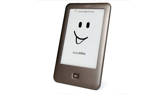 eBook-Reader Tolino Shine © Deutsche Telekom