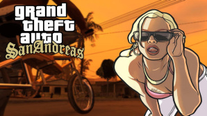 GTA - Blondine © Rockstar Games