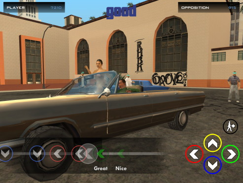 GTA – San Andreas: Screenshots © Rockstar Games