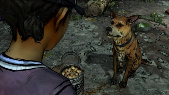 The Walking Dead © Telltale Games