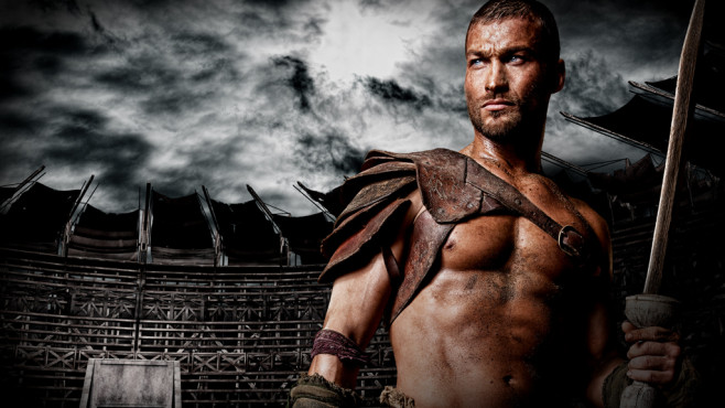 Spartacus ©2010 Starz and related channels and service marks are the property of Starz Entertainment, LLC. Spartacus: Blood and Sand © 2009 Starz Entertainment, LLC. All rights reserved.