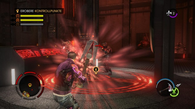 Saints Row – Gat out of Hell: Hammer © Deep Silver