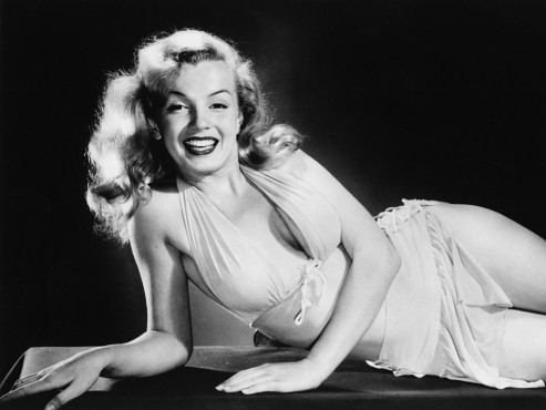 Marilyn Monroe ©L. J. Willinger/Keystone Features/Hulton Archive/Getty Images