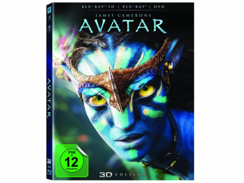 Avatar (Blu-ray 3D) © Twentieth Century Fox Home Entertainment