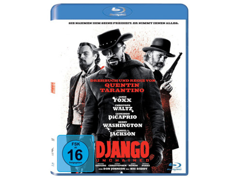 Django Unchained (Blu-ray) © Sony Pictures Home Entertainment