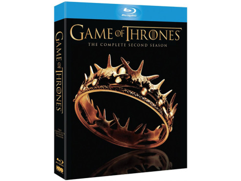Game of Thrones – Die komplette zweite Staffel (Blu-ray) © Warner Home Video