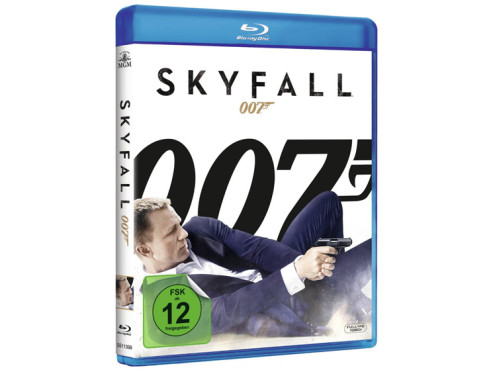 James Bond 007 – Skyfall (Blu-ray) © 20th Century Fox Home Entertainment