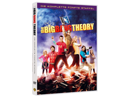 The Big Bang Theory – Die komplette fünfte Staffel (DVD) © Touchstone