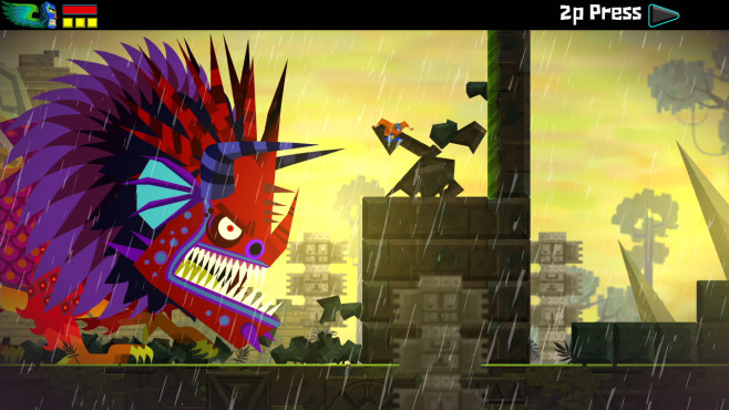 Ich seh' Farben: Guacamelee © Drinkbox
