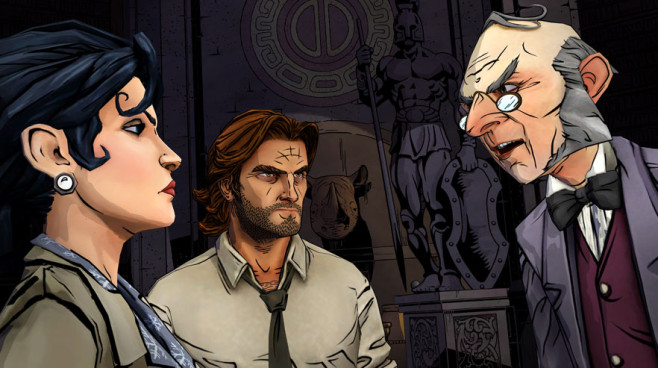 The Wolf Among Us © Telltale