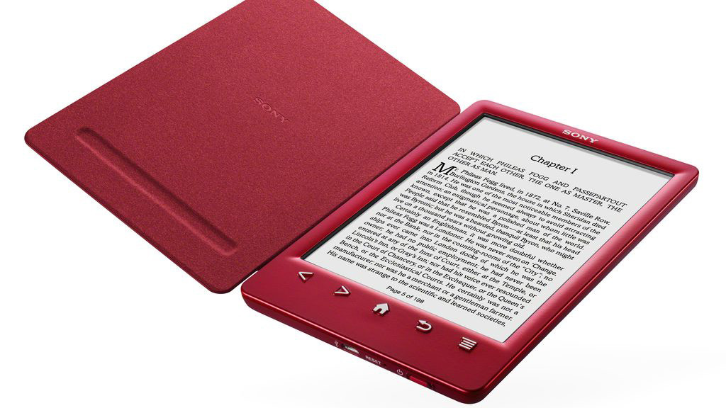 eBook-Reader Sony PRS-T3 © Sony