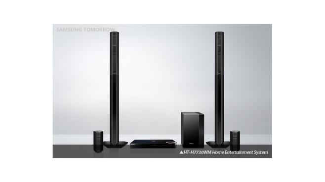 Samsung HT-H7730WM Home Entertainment System © Samsung