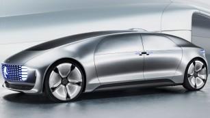 Mercedes-Concept-Car ©Daimler AG