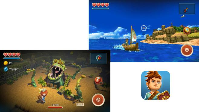 Oceanhorn – Monster of Uncharted Seas ©FDG Entertainment