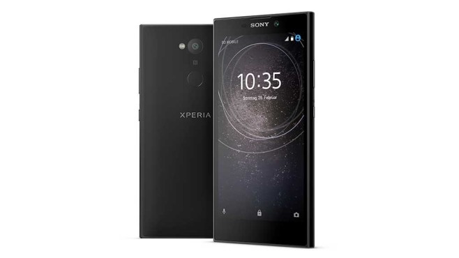 Sony Xperia L2 © Sony Mobile