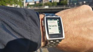 Pebble Steel © COMPUTER BILD